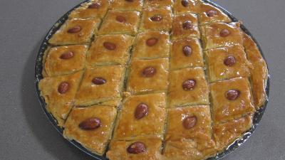 Image : La cuisine tunisienne - Baklava