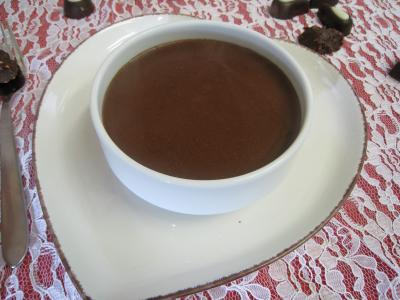 Recette sauce au chocolat salée