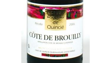 Image : Côte-de-Brouilly - Côte-de-Brouilly
