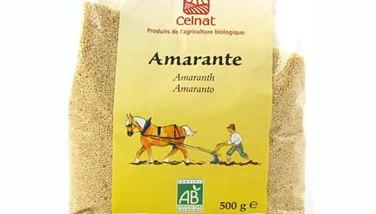 Image : Amarante (plante) - Graines d'amarante