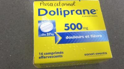 Image : Analgésique - Boîte d'analgésique