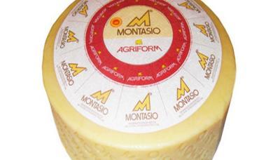 Image : Montasio - Meule de Montasio