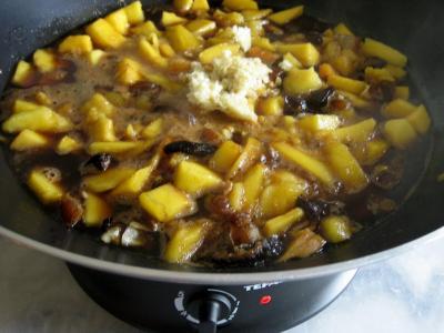 Chutney aux mangues - 7.1