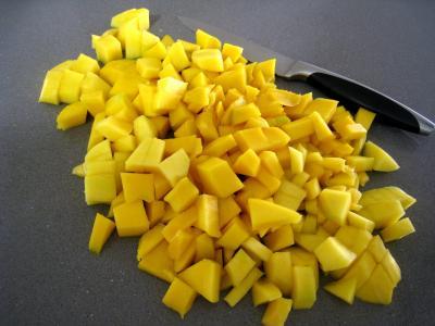 Chutney aux mangues - 3.1