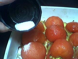 Gratin d'aubergines et tomates à la mozzarelle - 6.4