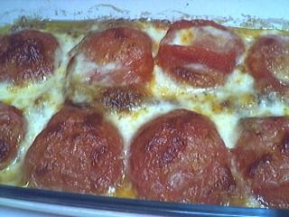 Gratin d'aubergines et tomates à la mozzarelle - 8.1