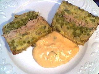 Image : recette Terrine de légumes au thon