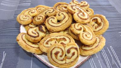 Tahini : Assiette de palpiers au tahin