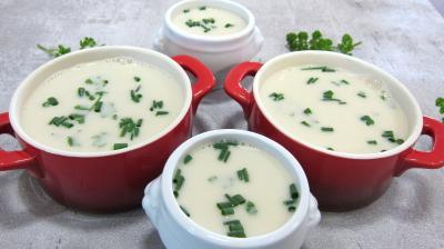 Cuisine diététique : Cassolettes de crème de châtaignes