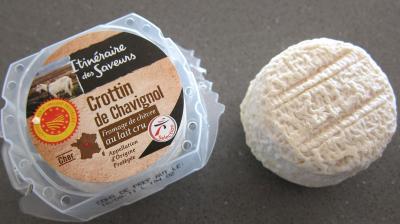 Image : Crottin de Chavignol - Chavignol fermier
