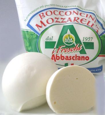 Image : Bocconcini - Sachet de bocconcini