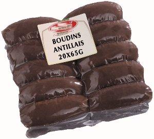 Image : Boudin antillais - Boudins antillais sous sachet