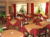 """Image : Restaurant - Salle de restaurant de l'hôlel """"La Mamma"""" à Annecy"""