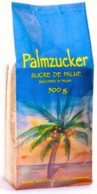 Image : Sucre de Palme - Sachet de sucre de palme