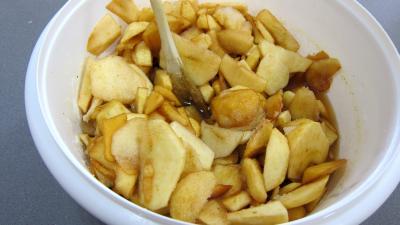 Compote de pommes aux raisins secs - 3.2