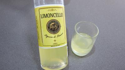 Photo : Limoncello
