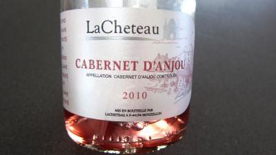 Image : Vins d'Anjou - Vin rosé d'Anjou