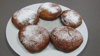 beignets hanouka