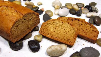 Image : Tranches de pain d'épices