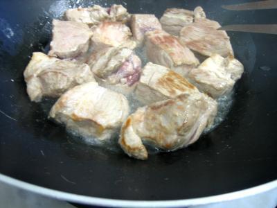 Sauté de porc au brie et aux cèpes - 9.2