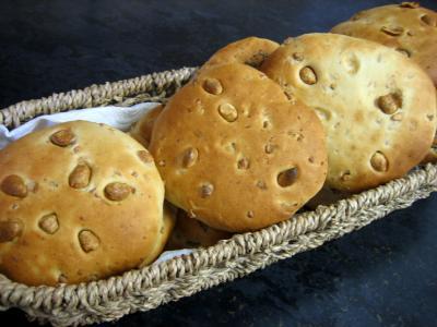 pain façon arabe