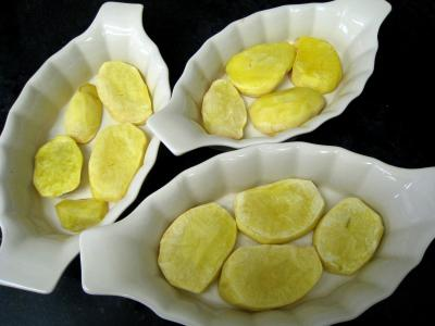 Espadon aux pommes de terre et aux noix - 7.1