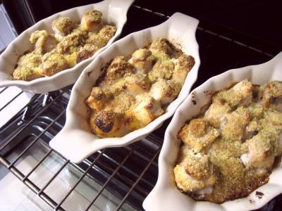 Espadon aux pommes de terre et aux noix - 9.2