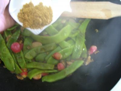 Espadon aux haricots mange-tout façon chinoise - 10.1