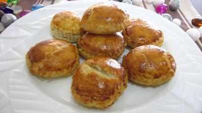 rissoles au foie gras