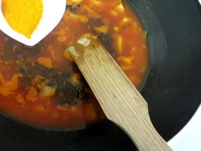 Lentilles à la tomate à la marocaine - 5.1