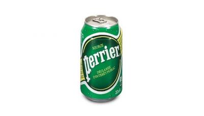Image : Perrier - Perrier canette
