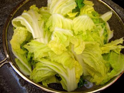 Soupe de poulet aux champignons à la chinoise - 3.2