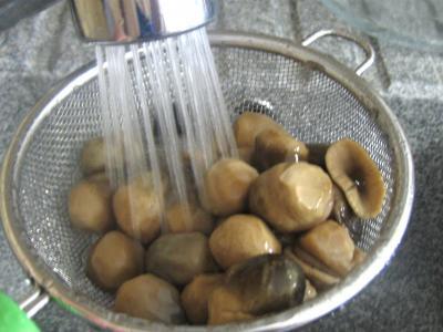 Soupe de poulet aux champignons à la chinoise - 5.2