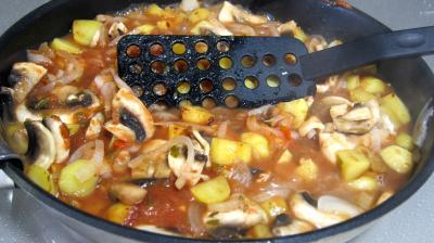 Escalopes de veau à la tomate - 6.2