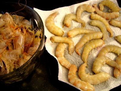 Sauté de crevettes aux légumes - 3.1