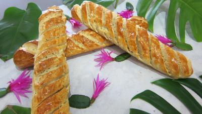Recette Baguettes de pains viennois