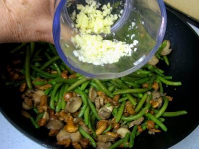 Foie de veau aux haricots verts - 5.3