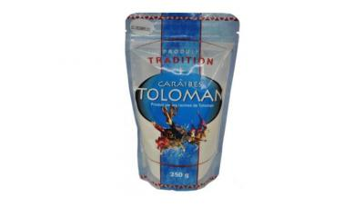 Image : Fecule de Toloman - Fécule de toloman