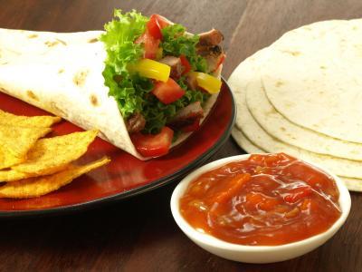 Image : Sauce Salsa Mexicaine - Salsa mexicaine
