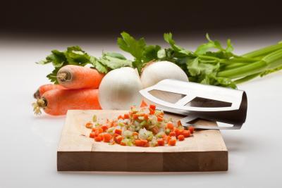Image : Mirepoix - Mirepoix de légumes