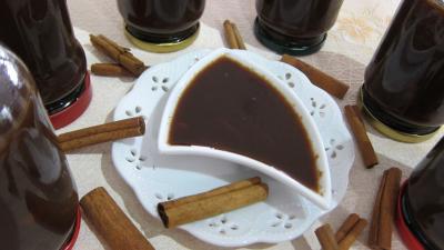 Image : Coupelle de chutney aux raisins frais