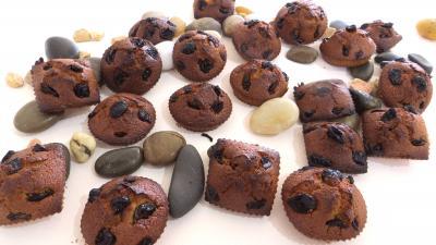 Image : Biscuits au thé vert à la menthe