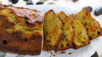 Image : Pumpkin bread - Pumpkin bread