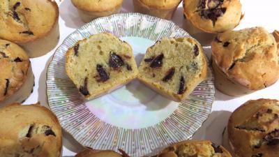 Image : Muffin - Muffins aux pépites de chocolat