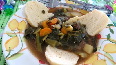 Mique et sa soupe