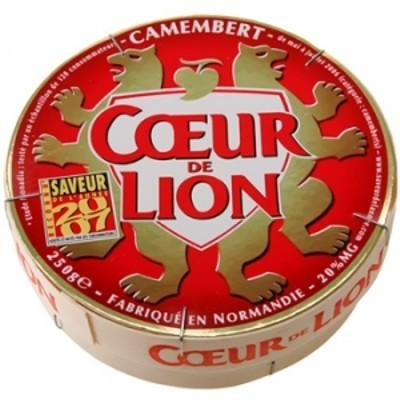 Image : Camembert Coeur de Lion - Coeur de Lion