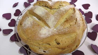 Recette labore : Pain rond italien pugliese