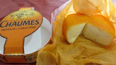 Image : Chaumes - Fromage Chaumes