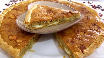 tarte au fromage de chaume