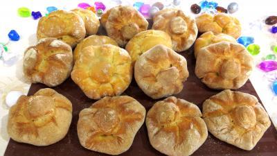 Image : Plat de pains empereur
